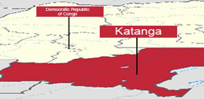 Lezione di Geografia miliuccia: il Katanga